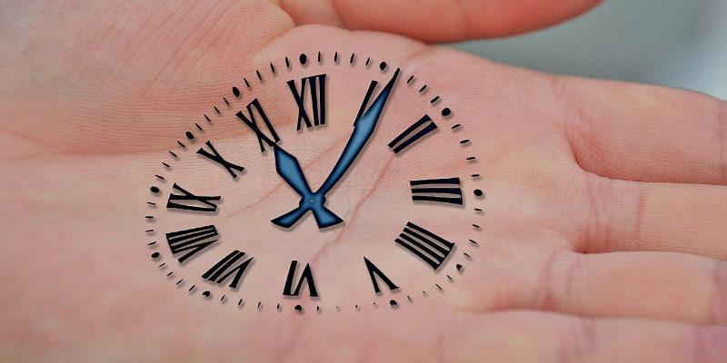 Checa porqué el tiempo es tan importante